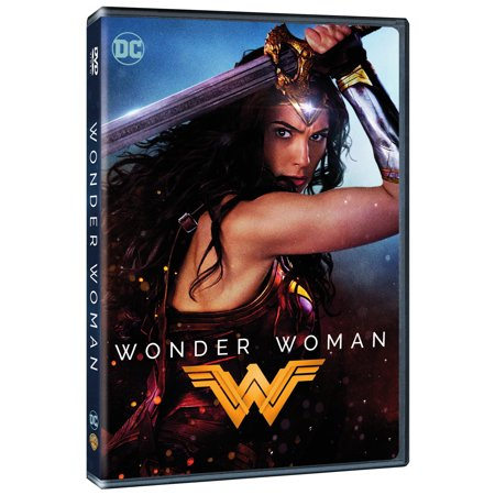 Wonder Woman (2017) (Walmart Exclusive) (DVD) - Halloween Day 2017 Nz