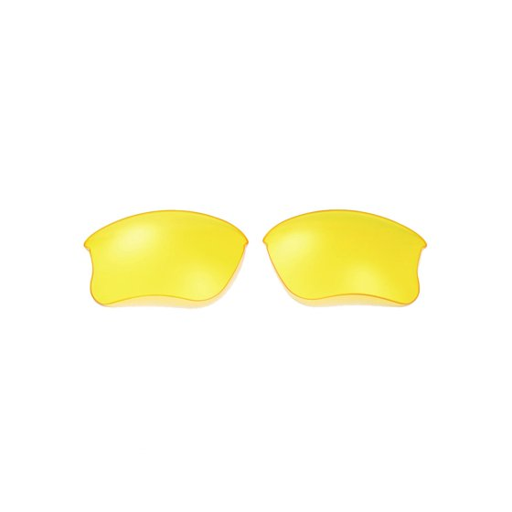 6a05b21ad2 Walleva - Walleva Yellow Replacement Lenses And Black Rubber Kit for ...