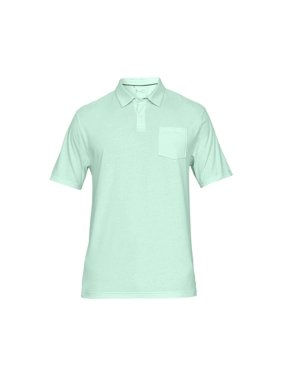 Under Armour Men Charged Cotton Scramble Golf Polo Shirt