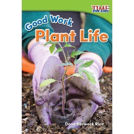 Good Work : Plant Life (Foundations Plus)