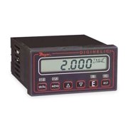 DWYER INSTRUMENTS DH-015 Digital Panel Meter,Pressure