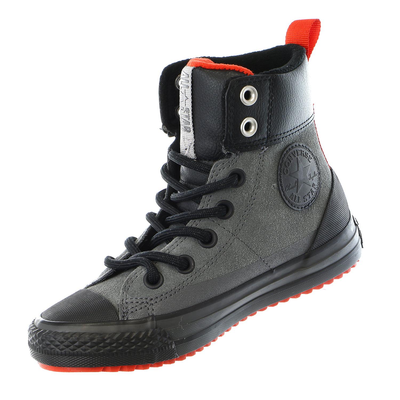 Converse Kid's Chuck Taylor All Star Asphalt Boot Fashion Sneaker Shoe - Boys