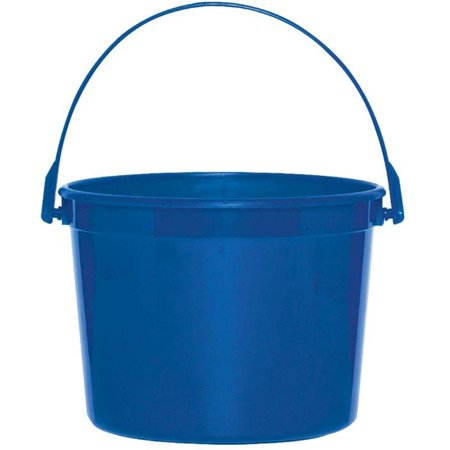 Royal Blue Favor Bucket