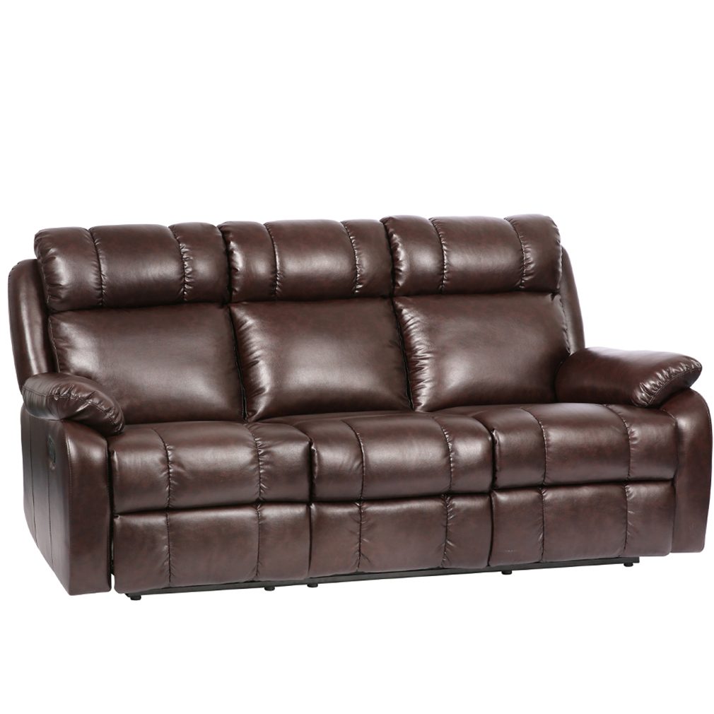 Recliner Sofa Chaise Reclining Couch Recliner Sofa Chair Leather Accent Chair Set