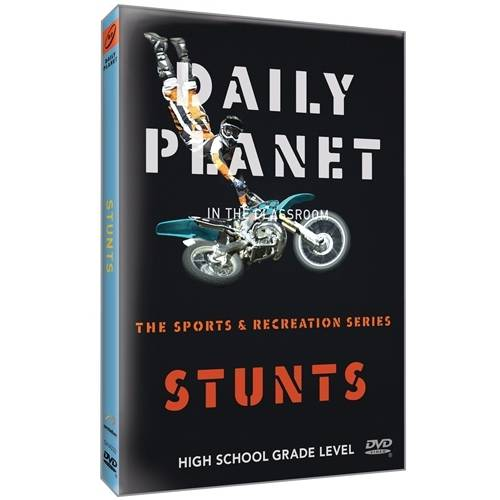 Daily Planet: Stunts