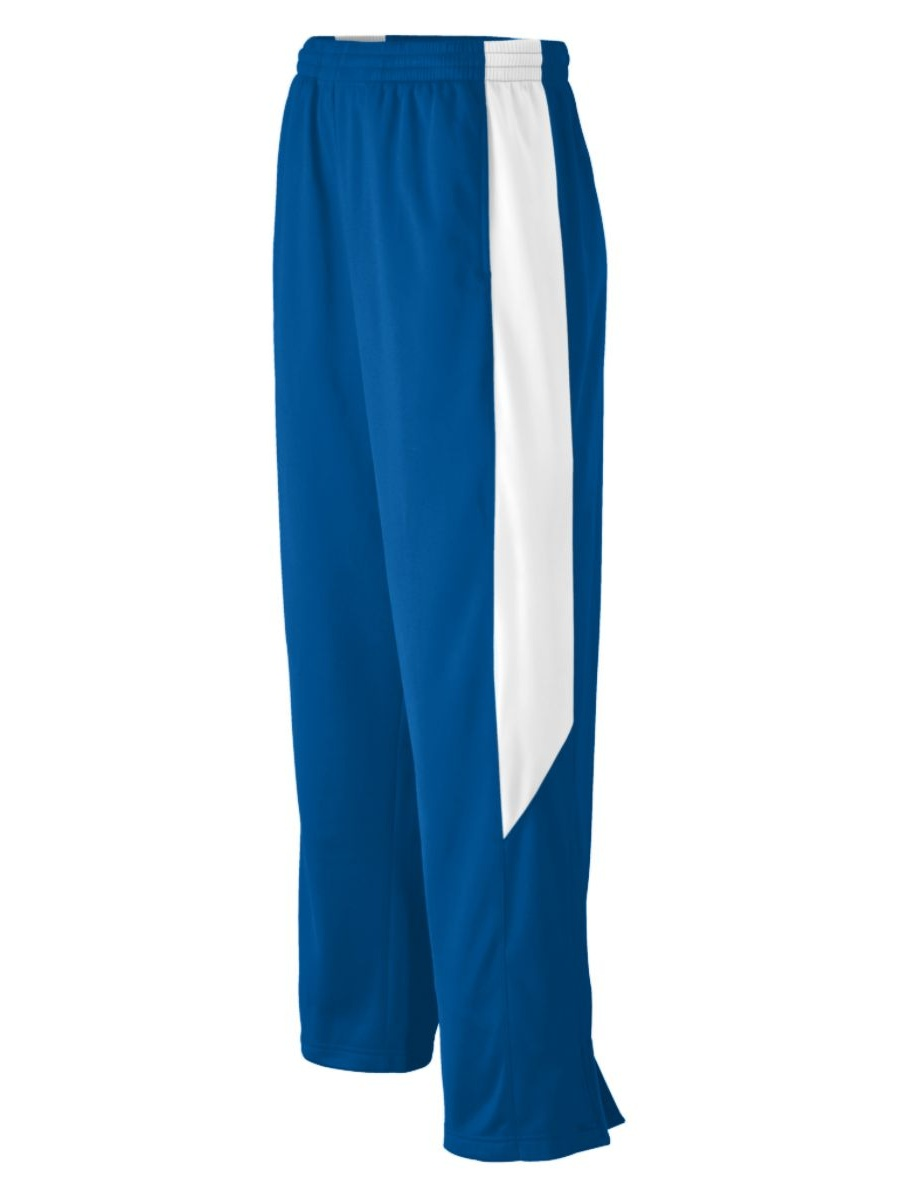 7756 Medalist Pant - Youth ROYAL/WHITE L