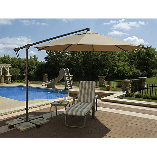 Blue Wave Trinidad 10' Octagonal Cantilever Umbrella