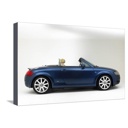 2003 Audi TT Roadster 225 Stretched Canvas Print Wall