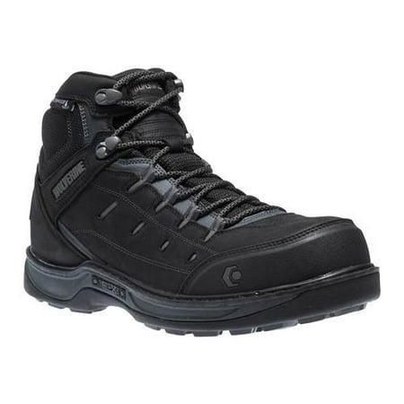 Comp 5 Boots (Men's Wolverine Edge LX EPX Comp Toe WP Work Boot Black 13 M )