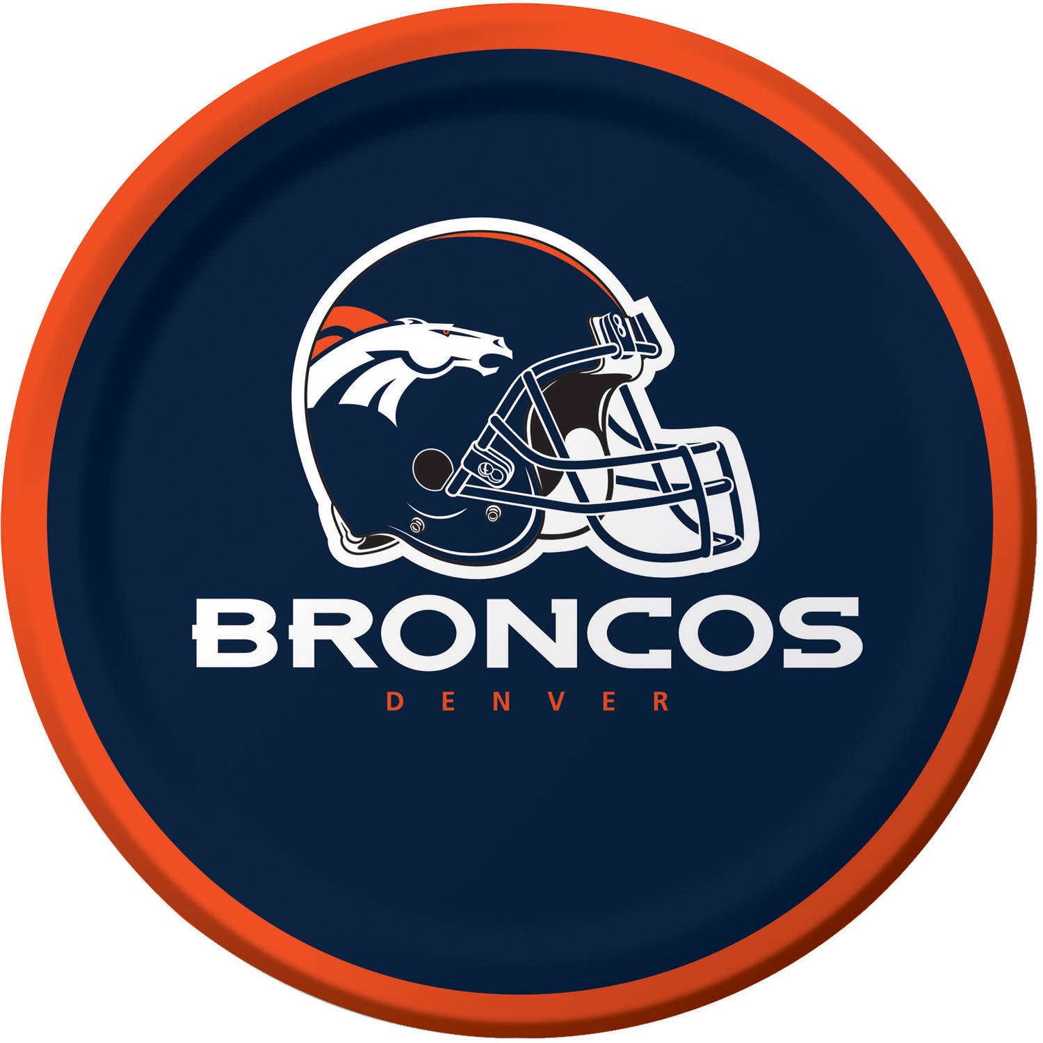 Infant Denver Broncos Plate and Bowl Gift Set