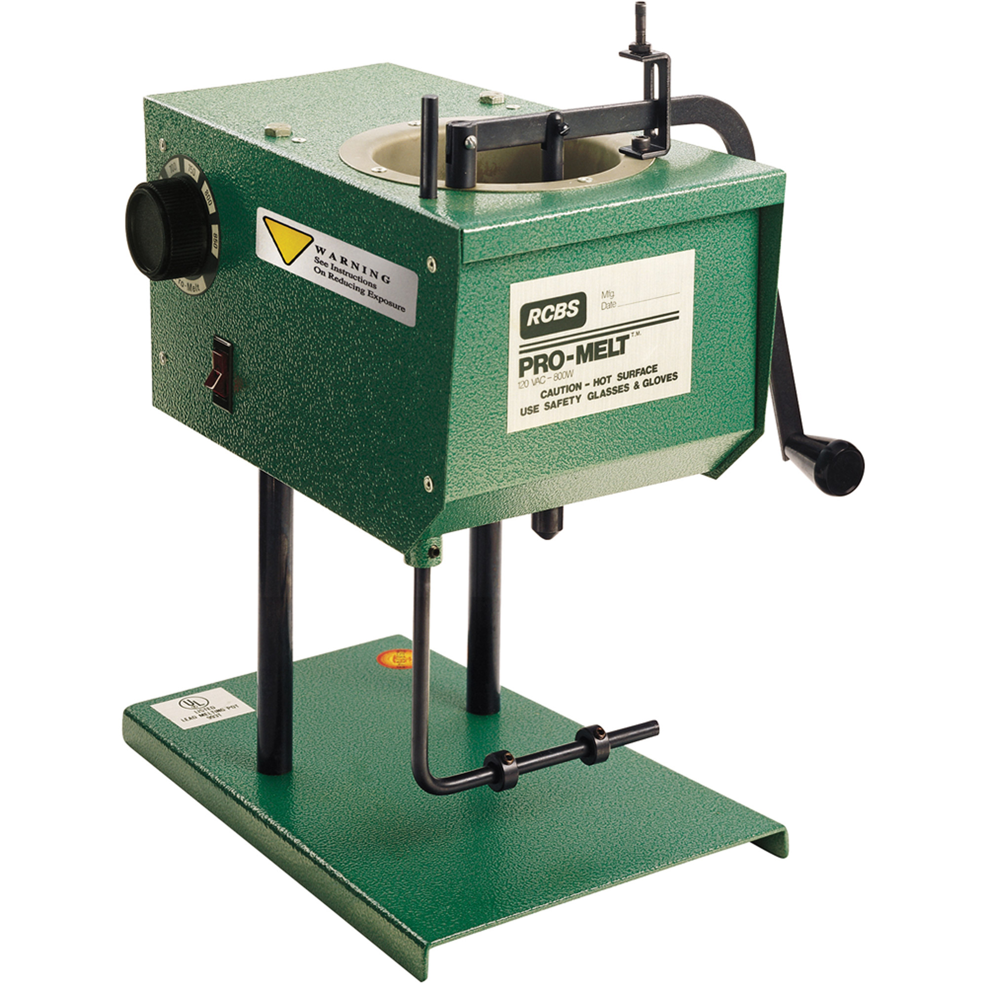 RCBS Pro-Melt Furnace, 120-VAC