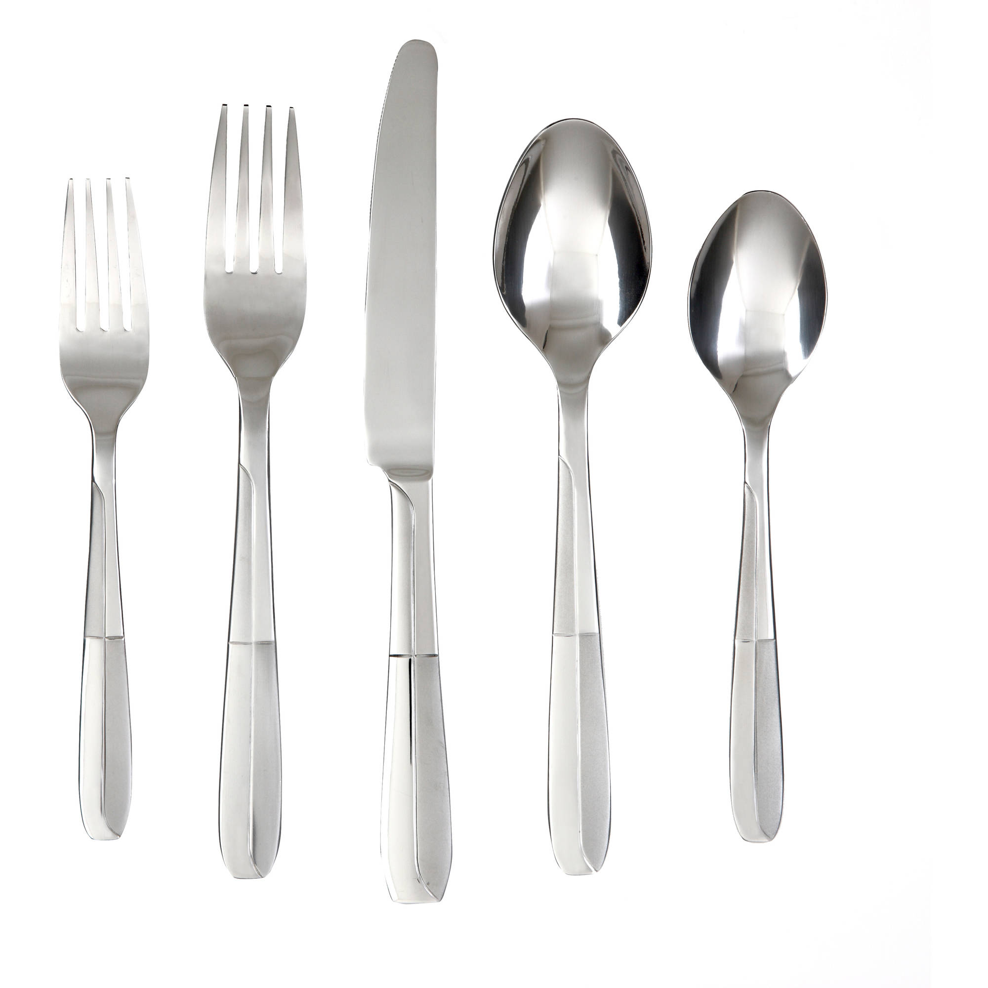 Cambridge Nico Frost 45pc Buffet Server Flatware Set by Generic