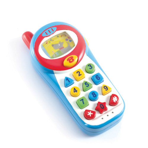 Kid Connection Learning Phone
