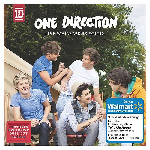 Live While We're Young (Walmart Exclusive)