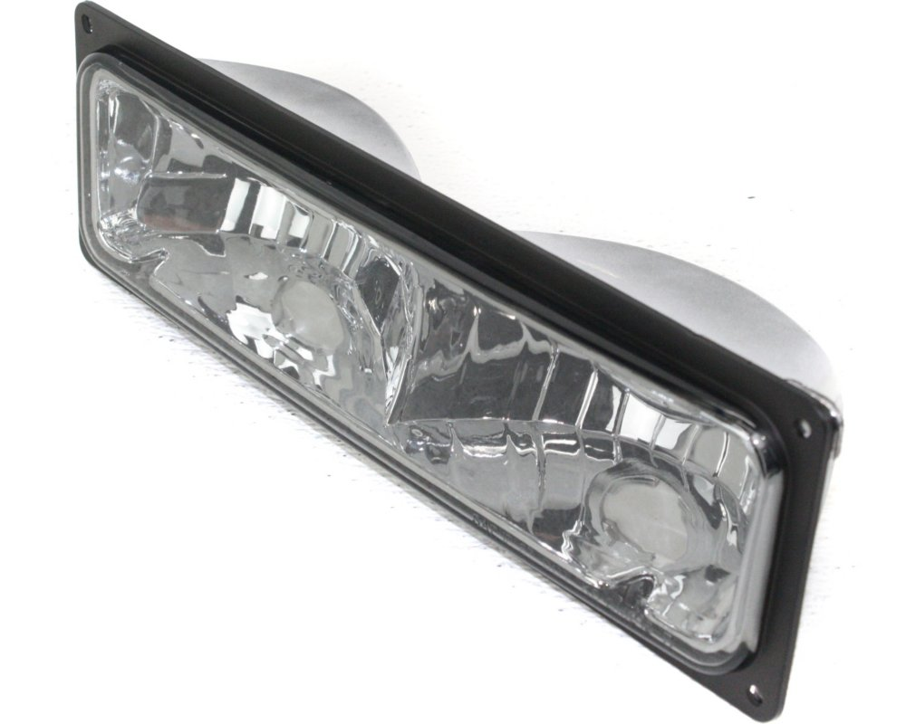 Sold in Pairs Anzo USA 511034 Chevrolet Smoke Parking Light Assembly