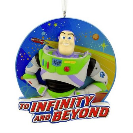 Toy Story Christmas Ornaments.Disney Toy Story Buzz Lightyear Christmas Ornament Infinity Beyond