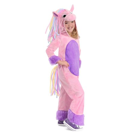 Rainbow Pony Halloween Costume - Halloween Pony