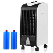 Gymax Evaporative Air Cooler Portable Cooling Fan Humidifier Home Office