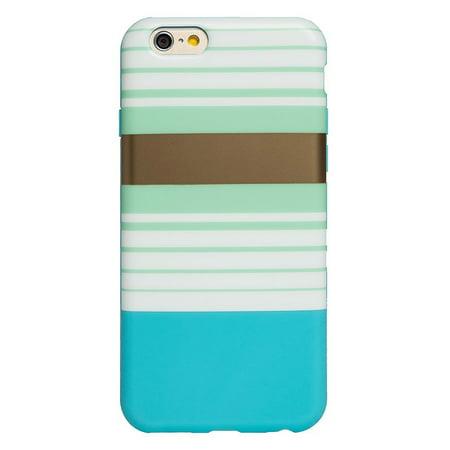 Agent18 FlexShield Case for iPhone 6/6s - Blue Preppy