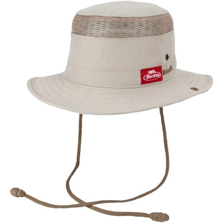Berkley fishing boat hat khaki for Fishing hats walmart