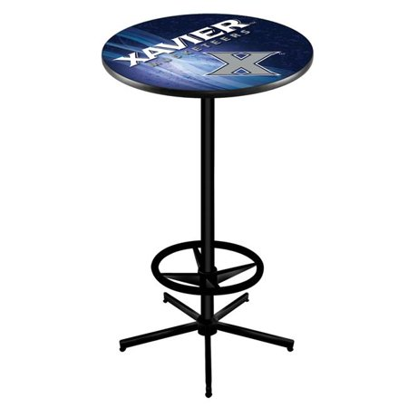 Holland Bar Stool L216B4228Xavier 42 in. Xavier Musketeers Pub Table with 28 in. Top - image 1 de 1
