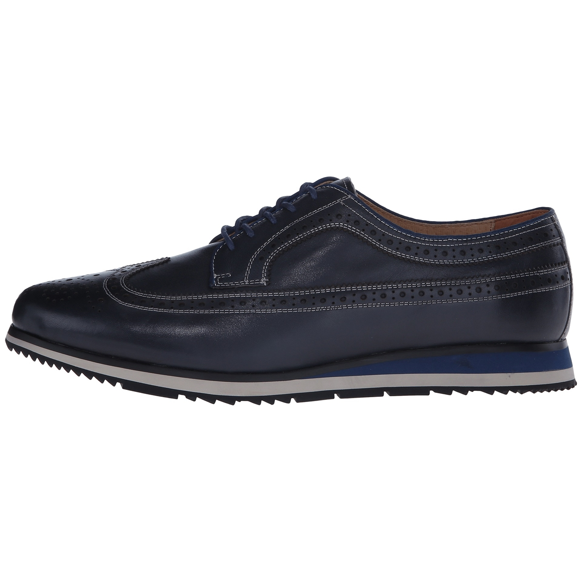 Florsheim Men Flux Wingtip Oxford Shoes by Florsheim