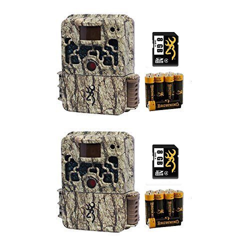 Browning BTC5 Strike Force HD 10MP Game Camera with 8GB S...