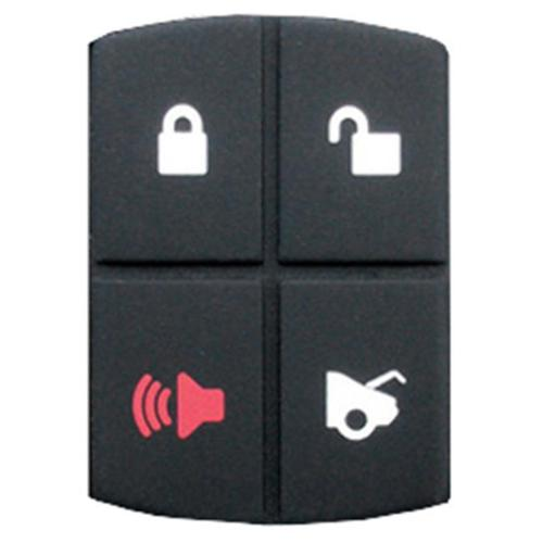 Kaba Ilco BP0014XXXX 4E Button Pad