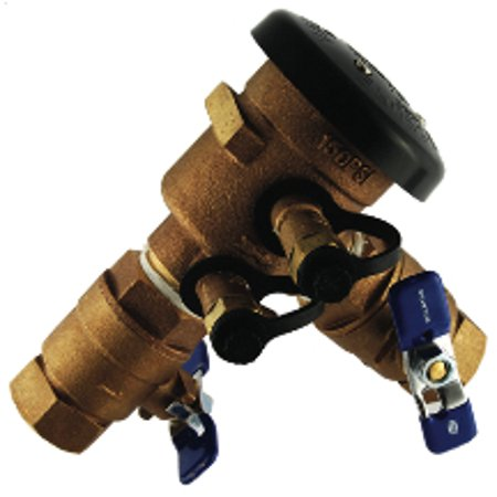 Rowe 3/4 Inch Concealed Wall Valve - Zurn 34-720A Wilkins Pressure Vacuum Breaker 3/4-Inch Assembly