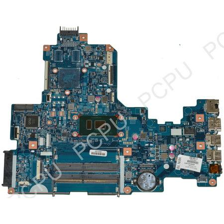 859030-601 HP 17-X Laptop Motherboard w/ Intel i7-7500U 2.7Ghz