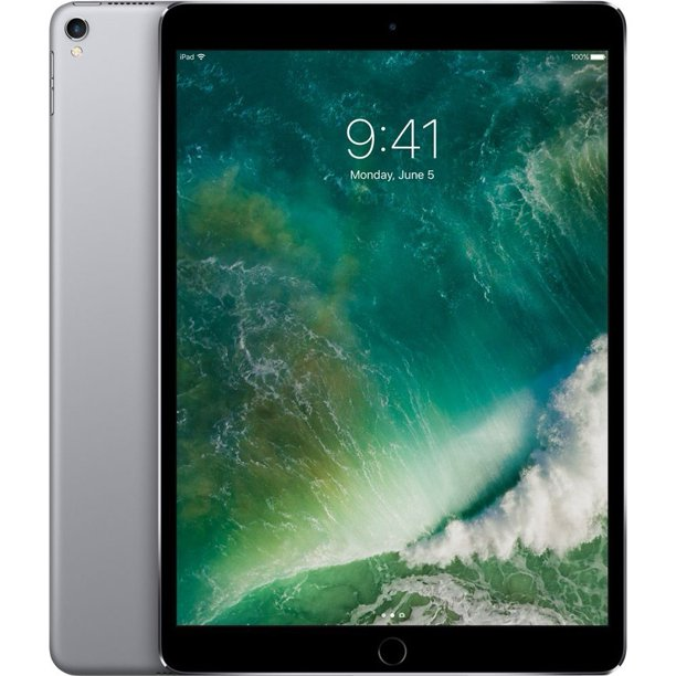 10 5 Inch Ipad Pro Wi Fi Cellular 512gb Space Gray Walmart Com Walmart Com
