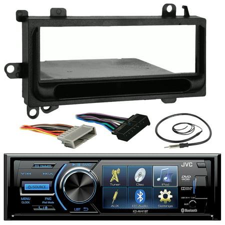 Remarkable Jvc Kd Av41Bt 3 Inch Bluetooth In Dash Cd Car Stereo Audio Receiver Wiring Digital Resources Inamasemecshebarightsorg
