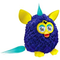 Furby Navy Blue with Light Blue Ears Figure [Twilight]