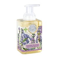 Michel Design Works Lavender Rosemary Foaming Soap, 17.8 oz.