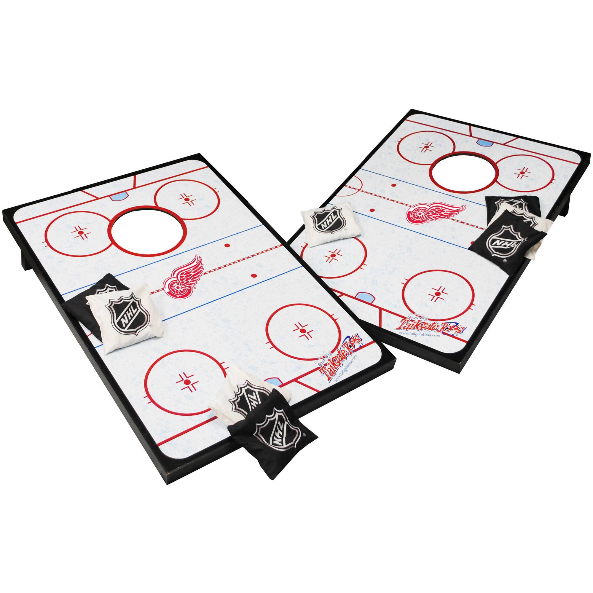 Wild Sports NHL Detroit Red Wings 2x3 Field Tailgate Toss