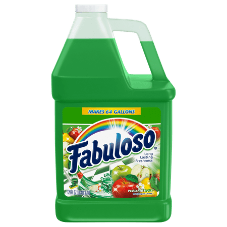 Fabuloso All Purpose Cleaner, Passion Fruit - 128 fluid