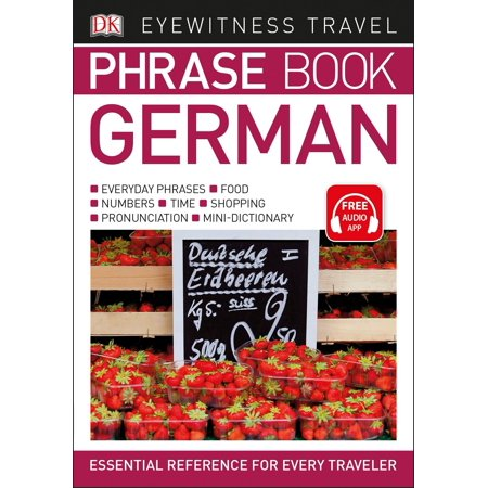Eyewitness Travel Phrase Book German](Halloween Phrases In German)