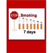 Stop Smoking 7 Days- Great New Technique - eBook