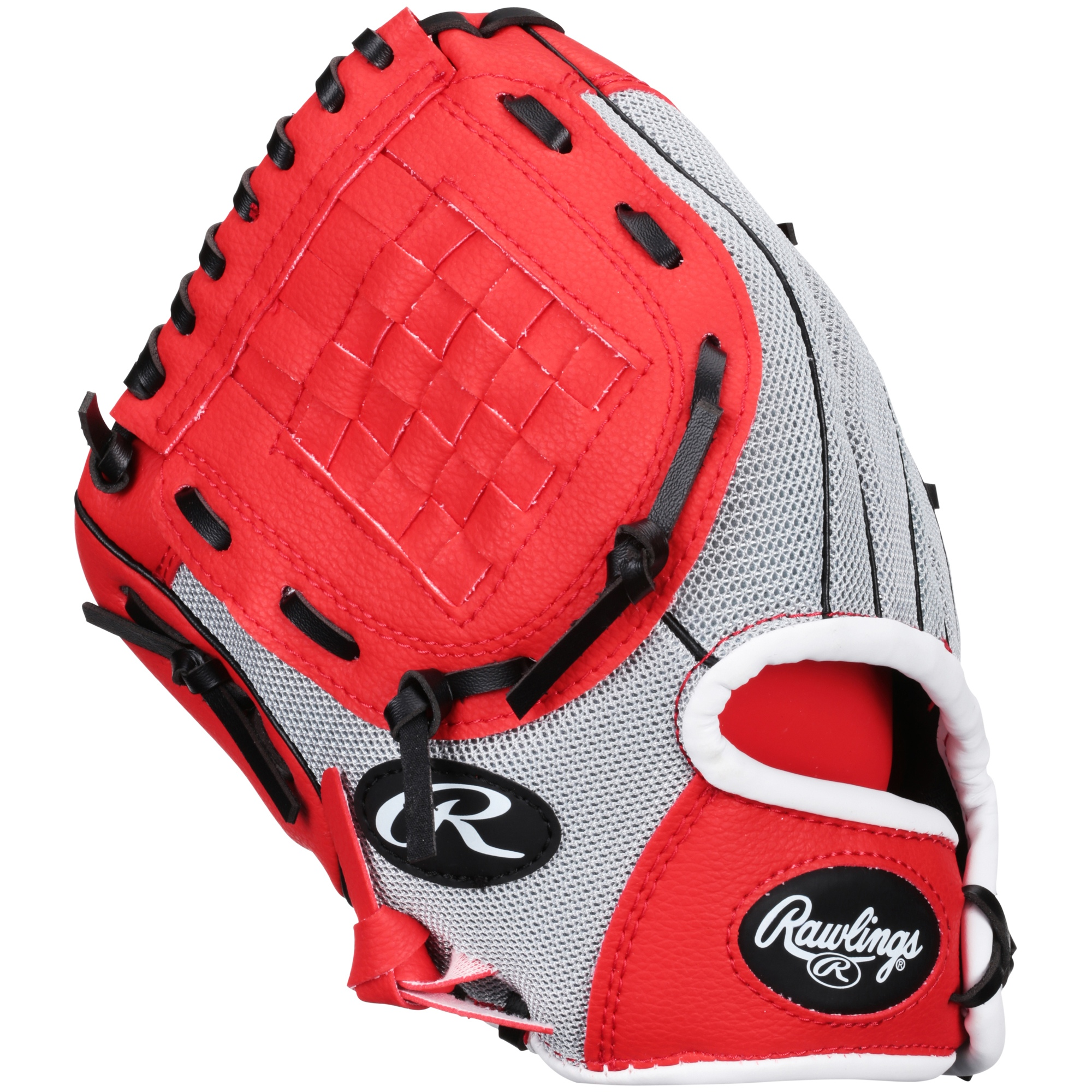 "Rawlings 10"" Players Series T-Ball Glove, Left Hand Throw"