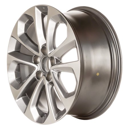 - 2013-2015 Honda Accord  18x8 Alloy Wheel Rim Dark Charcoal Painted w/ Machined Face - 64048