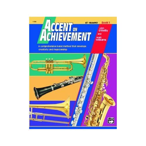 Accent On Achievement Volume1 Bb Trumpet