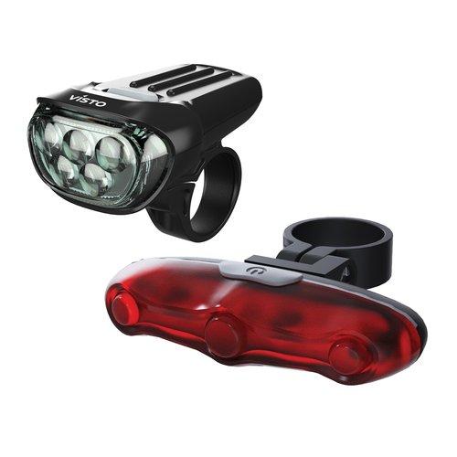 VISTO Smart-On Bike Light Kit