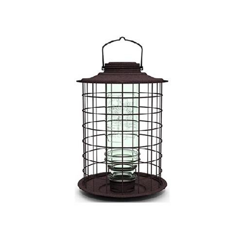 Classic Brands 18 Song Bird Feeder, Caged Vintage, Metal ...