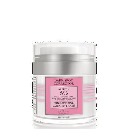 Skin Brightening 5% Arbutin AHA Cream 1 oz