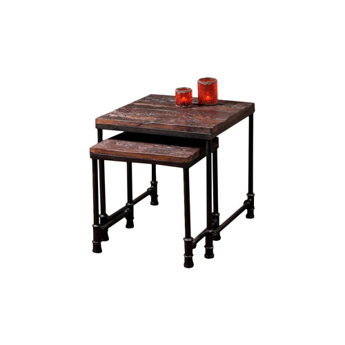 William Sheppee Saal Nesting Table by William Sheppee
