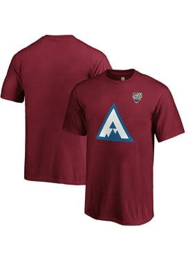 Colorado Avalanche Fanatics Branded Youth 2020 Stadium Series Airbase T-Shirt - Burgundy