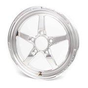 """Weld Racing Alumastar 2.0 Wheel 15x3.5"""" 5x4.50"""" BC P/N 88-504202"""