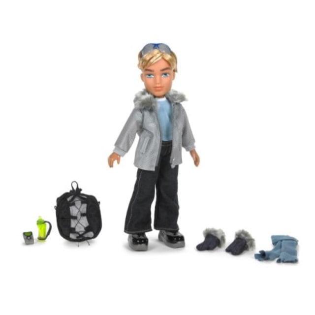 Bratz Boyz Wintertime Collection Cameron Doll by