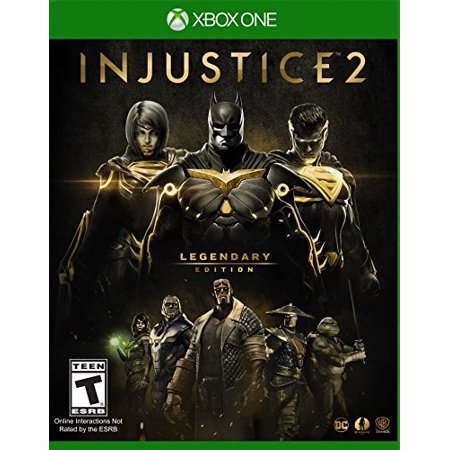 Injustice 2 Legendary Edition, Warner Bros, Xbox One - Two Bros