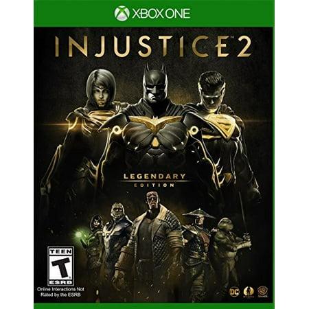 Injustice 2 Legendary Edition, Warner Bros, Xbox One